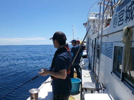 仙台 港 釣り